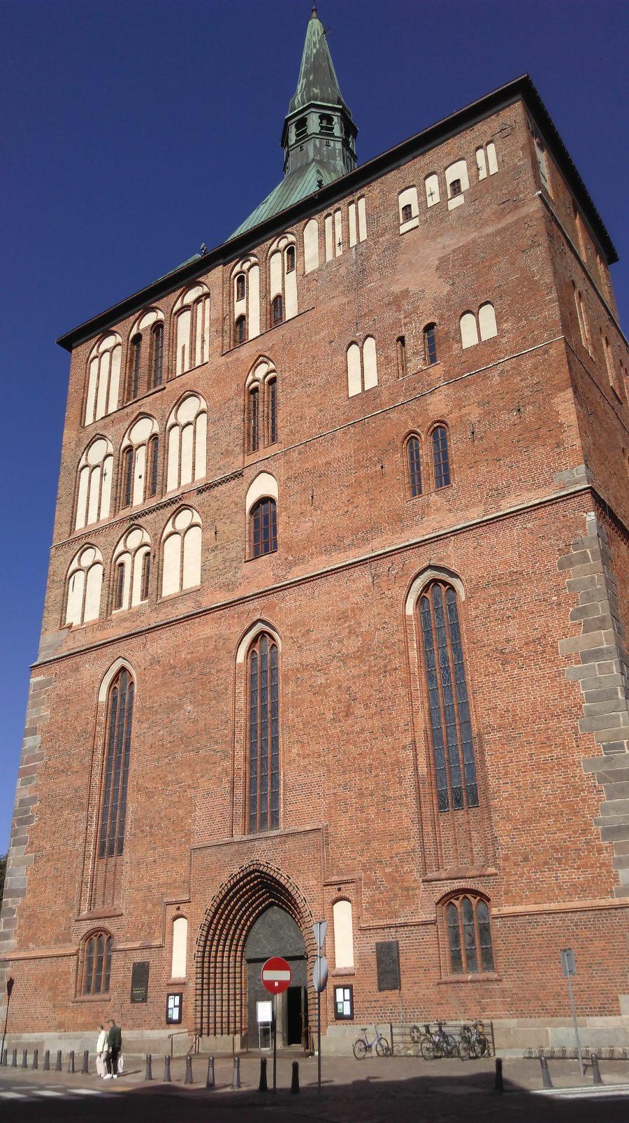 Bazylika konkatedralna Wniebowzięcia Najświętszej Maryi Panny w Kołobrzegu