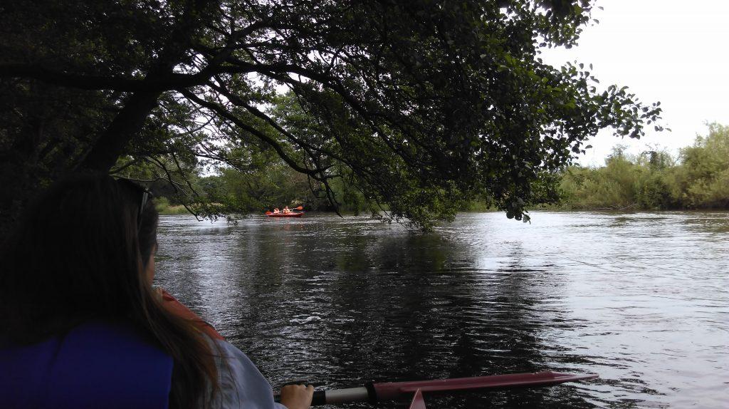 Kołobrzeg spływ kajakowy Parsętą