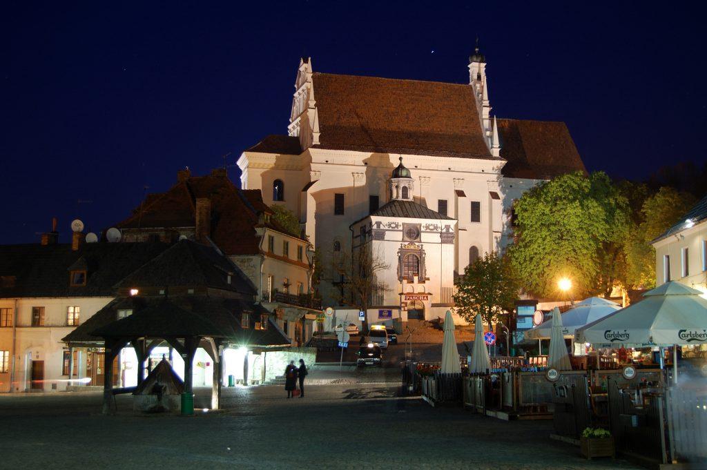 Kazimierz Dolny Lublin Zamość Rzeszów Sandomierz