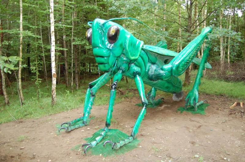 Kaszuby – Park Miniatur i Gigantów