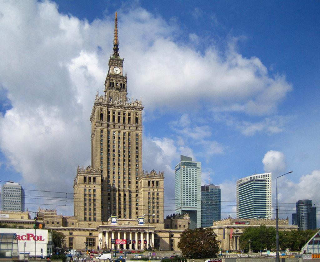Wycieczka Warszawa